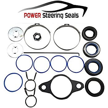 Power Steering Seals Power Steering Rack and Pinion Seal Kit for Toyota Rav4