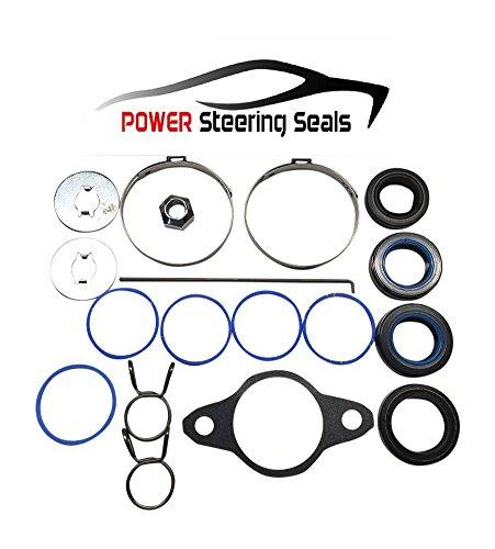 Steering Rack Mr2 - Power Steering Seals - Power Steering Rack and Pinion Seal Kit for Toyota MR2