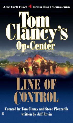 Line of Control: Op-Center 08 (Tom Clancy's Op-Center Book 8) ()