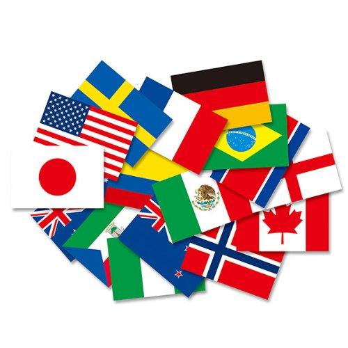 [해외]세계 국기 엽서 시리즈 2011 축구 여자 월드컵 독일 대회 출전 국가 세트 (16 개국) FLAGS OF THE WORLD POST CARD 2011 Soccer Women `s World Cup Germany / Flags of the World Post card series 2011 Soccer Women`s World Cup Germany tourname...