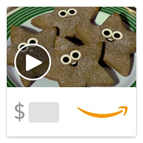 Large Product Image of Amazon eGift Card - Cookies for Santa (Animated) [American Greetings]
