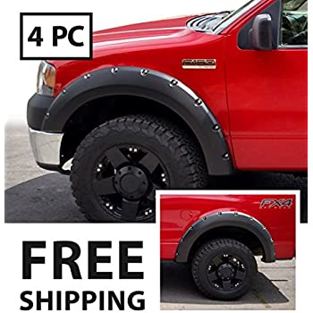 Ford F-150 2004-2008 Styleside Factory Style Fender Flares F150