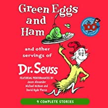 Amazon.com: Green Eggs and Ham Dr. Seuss: Books