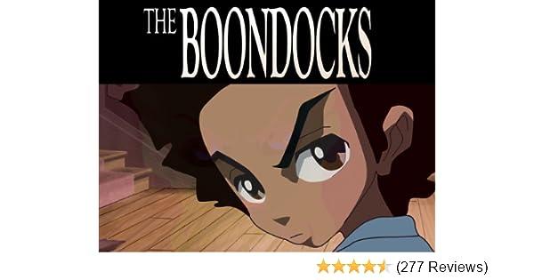 Amazoncom Watch Boondocks Season 1 Prime Video