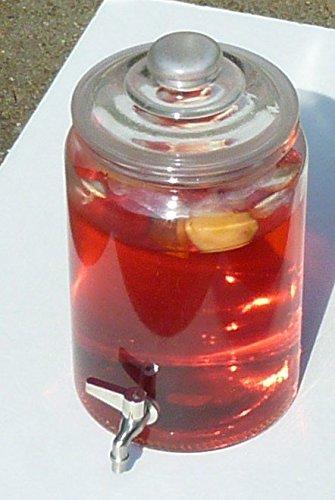 glass barrel beverage dispenser - 5
