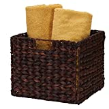 Household-Essentials-Wicker-Open-Storage-Bin-for-Shelves