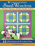 Thimbleberries Small Wonders, Lynette Jensen, 1935726048