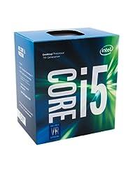Intel Core i5-7500 LGA 1151 7th Gen Core Desktop Processor (B...
