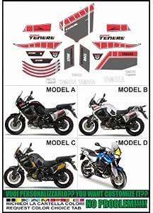 Emanuel & Co XT 1200 Z Super TENERE World Crosser 2010-2013: Amazon.es: Coche y moto