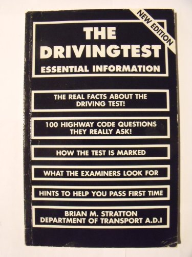 The Driving Test: Essential Information