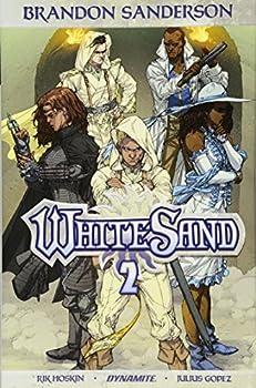 Brandon Sanderson White Sand Volume 2