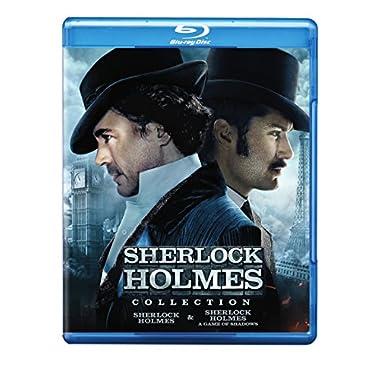 Sherlock Holmes + Sherlock Holmes: A Game Of Shadows [Blu-ray]