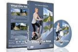 Virtual Cycle Rides - Windmills & Waterways - For Indoor Cycling, Treadmill and Running Workouts