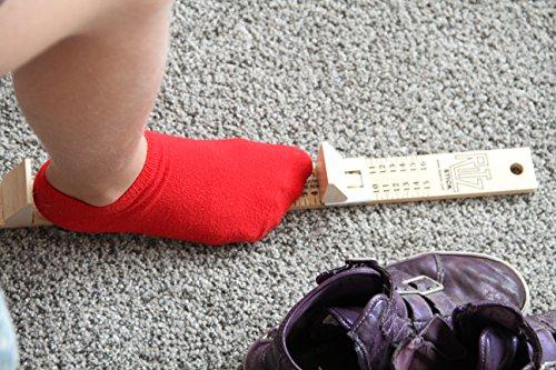 RITZ Stick -Length & Width - Foot Measuring Device - US Shoe Sizer