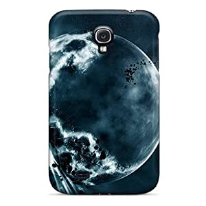 Snap-on Case Designed For Galaxy S4- Space Art