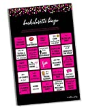 Bachelorette Bingo - Game (25-sheets)