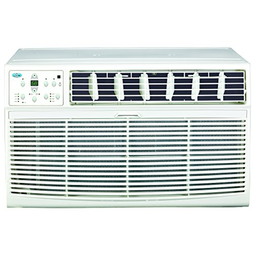 Perfect Aire 2PATWH12000 12,000 BTU Thru-the-Wall Air Conditioner with Electric Heat, 220V, 450-550 Sq. Ft. Coverage by PerfectAire