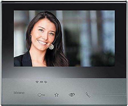 Bianco BTicino 344642 Videocitofono Classe 300 X13E con WiFi