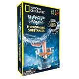 NATIONAL GEOGRAPHIC Chemistry Magic: Waterproof Wonders, A Complete Science Kit for Kids