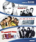 Kevin Smith Triple Feature (Clerks / Chasing Amy / Jay and Silent Bob Strike Back) [Blu-ray]