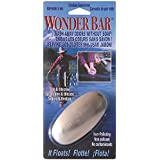 Wonder Bar Stainless Steel Soap - Odor Remover is Great for Removing Fish Smell, Garlic, Onions and other Strong Odors. Environmentally Friendly, Safe and Effective