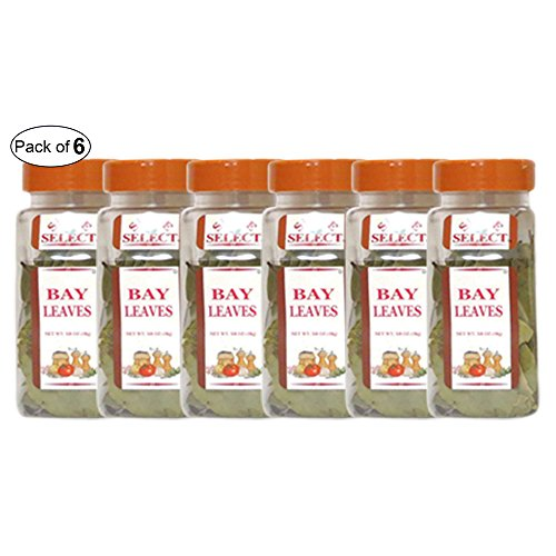 Spice Select- Bay Leaves (18g) (Pack of 6) by Spice Select ®