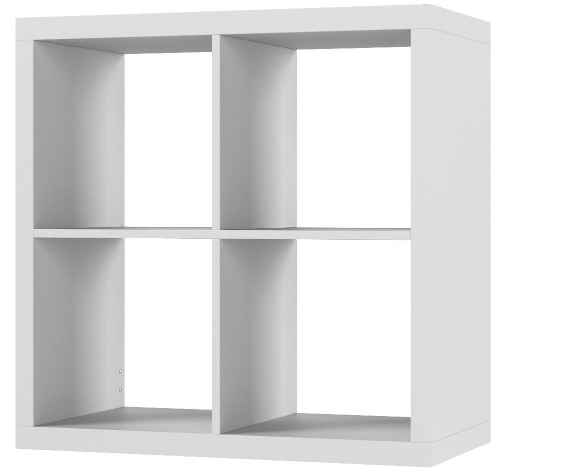 Ikea Estantería Kallax en Blanco (77 x 77 cm)