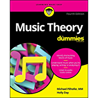 Music Theory For Dummies (For Dummies (Career/Education)) (English Edition)