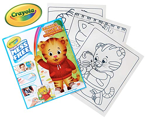 Crayola Wonder Daniel Neighborhood Coloring product image