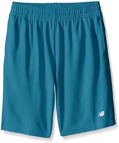 New Balance Boys' Solid Athletic Short