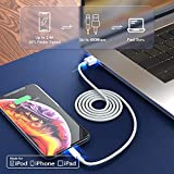[Apple MFi Certified] iPhone Charger, Belcompany 2