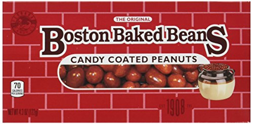 Boston Baked Beans Candy Coated Peanuts