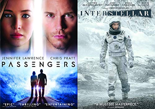 The Outer Spaces Double Feature: Passengers (Chris Pratt) & Interstellar (Matthew McConaughey)