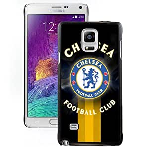 Unique DIY Designed Case For Samsung Galaxy Note 4 N910A N910T N910P N910V N910R4 With Soccer Club Chelsea 04 Football Logo Cell Phone Case