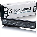 NinjaBatt Laptop Battery for Asus N53SV A32-N61 A32-M50 A33-M50 M50 M60 N53 G50 G60 N53J N53S N61J N53JQ N53SN N61JQ N61JV G50VT G51VX L062066 X64 X5M X5MS - High Performance [6 Cells/4400mAh/49Wh]