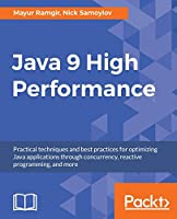 Java 9 High Performance Front Cover