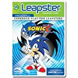 LeapFrog Leapster Learning Game Sonic X
