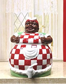 Aunt Jemima Collection, Ceramic Hand-Painted Water Jar,89935