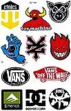 Skateboard Graphic Sticker Decal 1 Sheet.