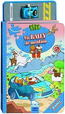 Un Rally De Montaña (LIBRO PISTA): Amazon.es: Clima, Gabriele, Montanari, Donata, Clima, Gabriele, PANINI ESPAÑA,S.A.: Libros