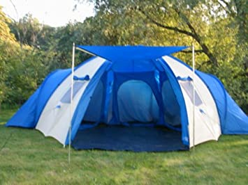 8 Man Alpine C&ing Tent & 8 Man Alpine Camping Tent: Amazon.co.uk: Garden u0026 Outdoors