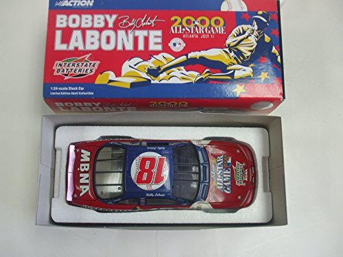 Action 1/24 Bobby Labonte #18 Interstate Batteries MLB All-Star Game 2000 Grand Prix