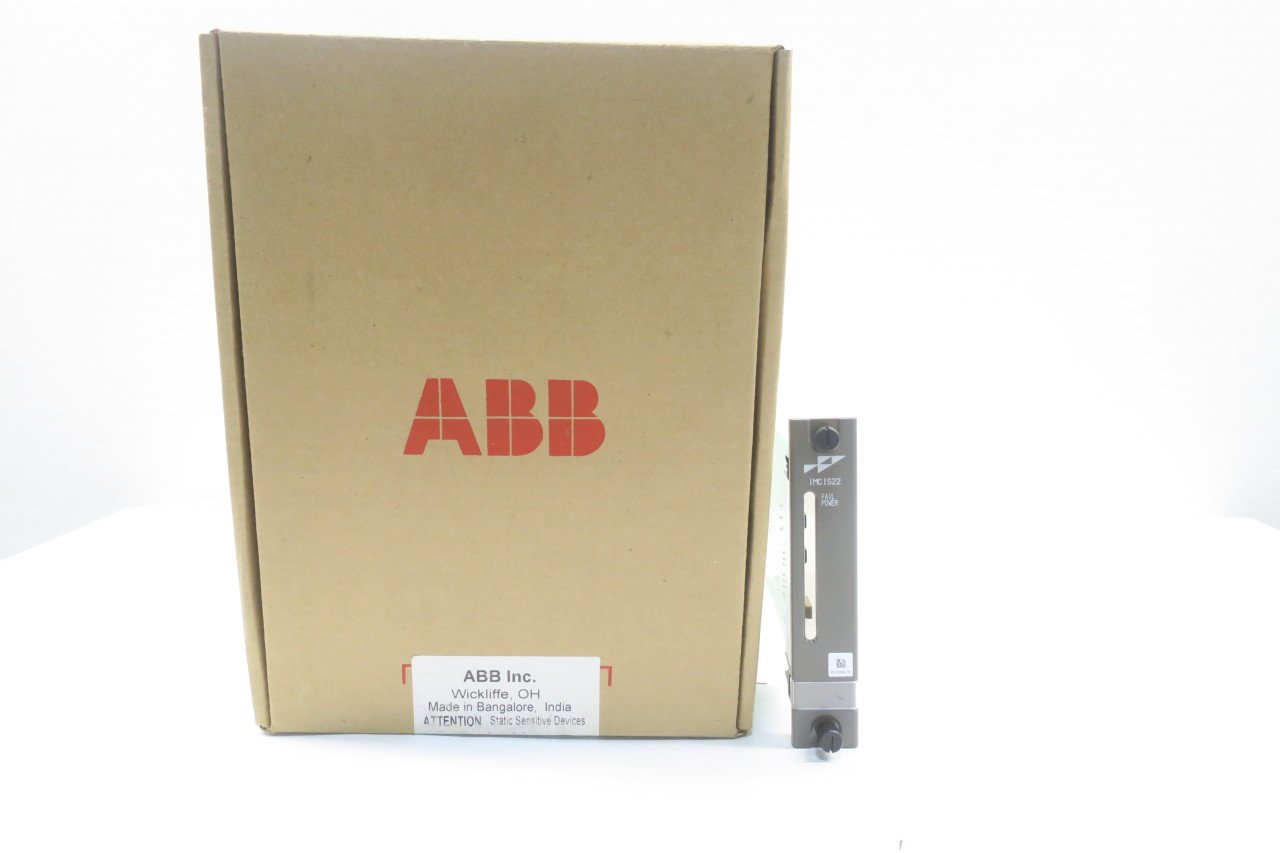 NEW ABB IMCIS22 SYMPHONY CONTROL I/O MODULE D590054