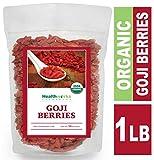 Best Goji Berries - Healthworks Goji Berries Raw Organic, 1lb Review