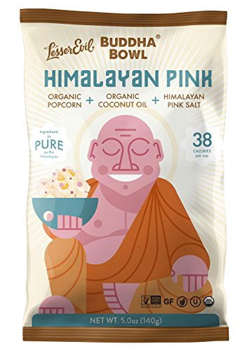 Buddha Bowl Organic Popcorn Himalayan