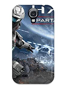 High-quality Durable Protection Case For Galaxy S4(halo Spartan Assault Game)