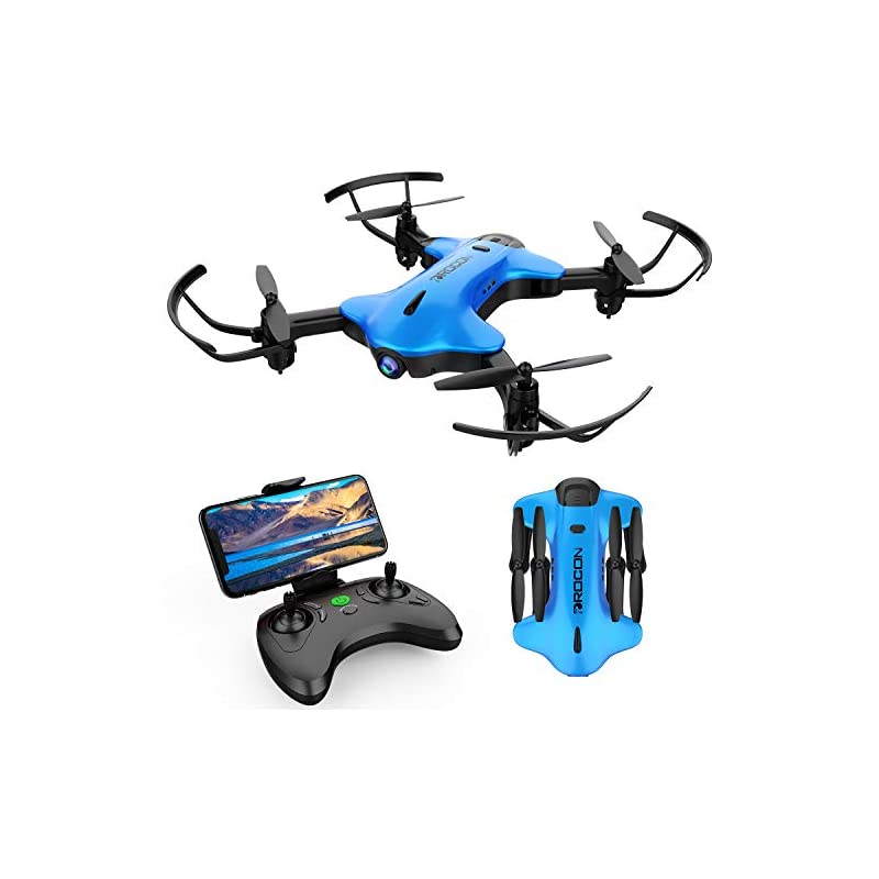 DROCON Ninja Foldable Drone for Kids and