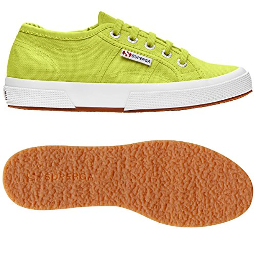 Le Superga - 2750-plus Cotu - Apple Green - 43