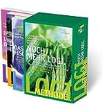 Noch mehr LOGI.: Die LOGI-Koch-, -Back- und -Grillbox. Über 400 raffinierte Rezepte 750.000 verkaufte LOGI-Ratgeber.