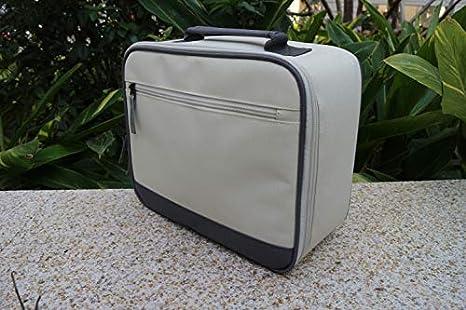 KT-CASE Sac /à Main Portable pour Canon SELPHY CP1300 ,CP1200 Compact Photo Printer Bag Sac de Transport Housse de Rangement